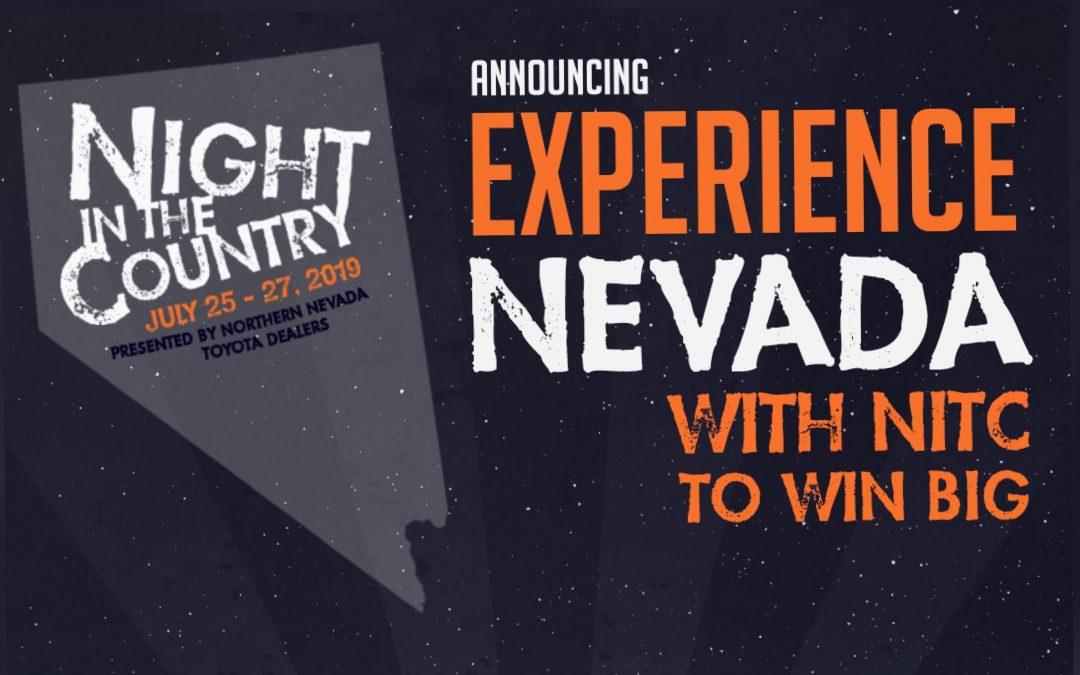 EXPERIENCE NEVADA CONTEST
